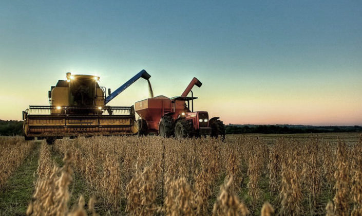 Pneus para trator e implemento agrícola